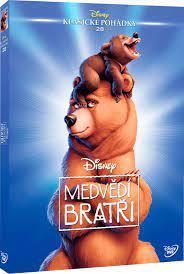 Medvědí bratři DVD - Edice Disney klasické pohádky č.28