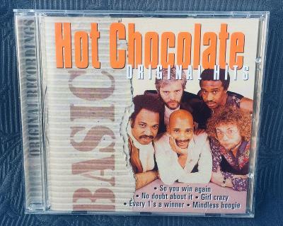 CD - Hot Chocolate (1995) , CD V PĚKNÉM STAVU