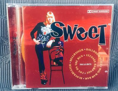 CD - The Sweet , CD V PĚKNÉM STAVU