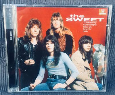 CD - The Sweet (1997), CD V PĚKNÉM STAVU