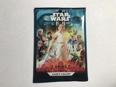 Star Wars karty (nerozbalené)