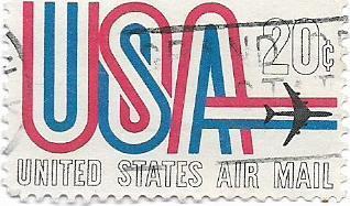Známka USA od koruny - strana 15