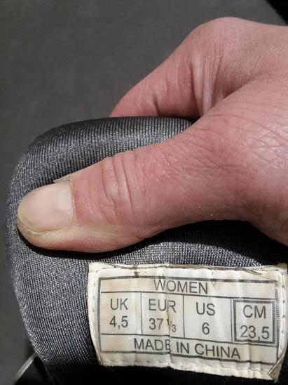 SALOMON custom FXT inline brusle vel.37.5 - Skateboard, in-line, koloběžky