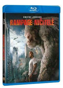 Rampage: Ničitelé - Blu-ray
