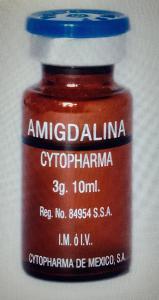 Vitamin B17 Amigdalina