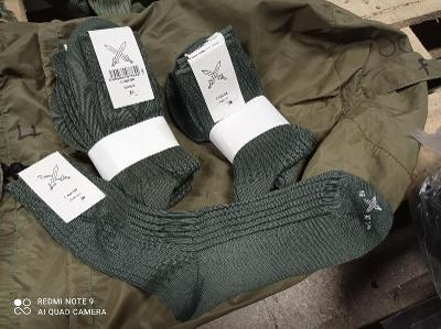 Nové ponožky ačr vz.97 vycházkové  vel.26