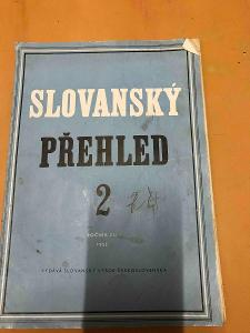 SLOVANSKý prehled