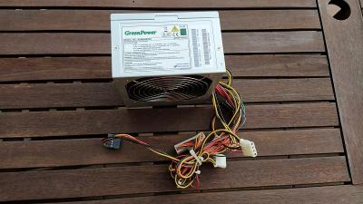 Zdroj GreenPower 400W