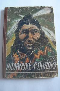 B. ČEPELÁK - INDIÁNSKÉ POHÁDKY - 1946