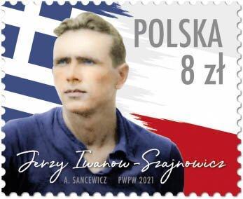 Polsko 2021 Známky ** Druhá světová válka sport Řecko Skauting vodní p