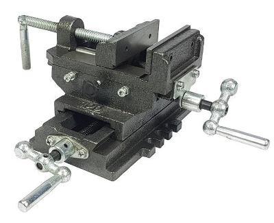 Křížový svěrák s čelistí 100mm Dilenský strojní M36080