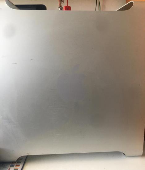 Apple Power Mac G5 (Mac Pro) Case - PC komponenty