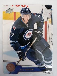 Tyler Myers #198 Winnipeg Jets 2016/2017 Upper Deck