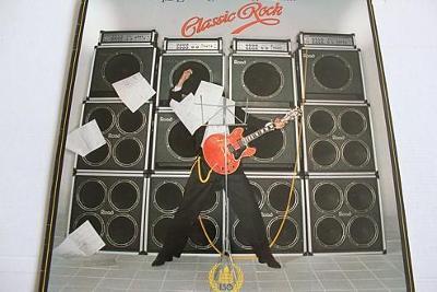 The London Symphony Orchestra – Classic Rock LP 1980 vinyl Queen top