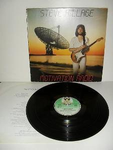 Steve Hillage – Motivation Radio LP 1977 vinyl Germany 1.press VG+