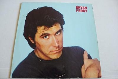 Bryan Ferry – These Foolish Things LP 1977 vinyl ex Roxy Music VG+
