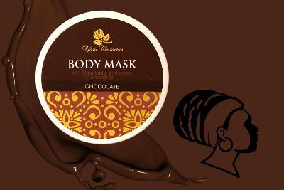 Čokoládová maska na tělo