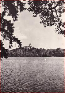 Konopiště * zámek, rybník, krajina * Benešov * V501