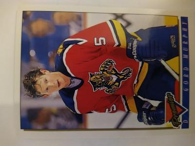 Prodám hokejovou kartu Premier Gord Murphy č 495