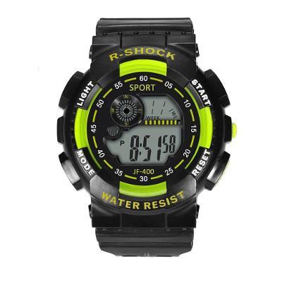 Nové multifunkční a sportovní LED digitální hodinky