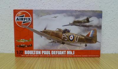 1/72 Boulton Paul Defiant Mk.I