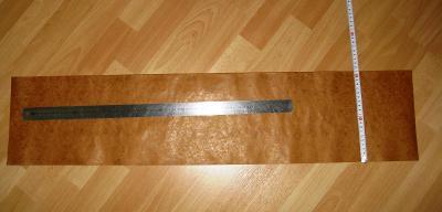 Elektroizolační papír prešpán na radiocívky, trafa, krystalky. 3xA4