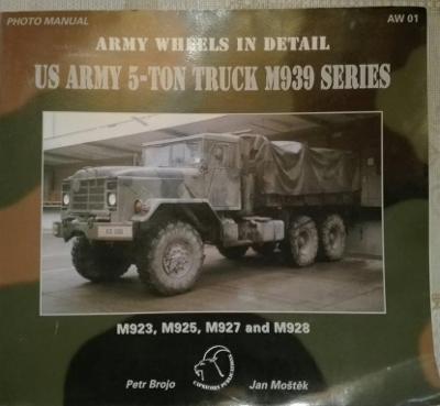 Army wheels  publikace  US Army 5-ton truck