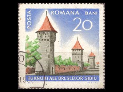 Rumunsko 1967 Mi 2600