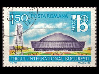 Rumunsko 1970 Mi 2866