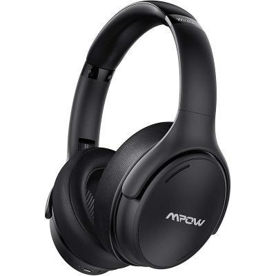 Bezdrátová sluchátka Mpow BH388A, černá