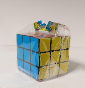 RUBIKOVA KOSTKA - 6,5 x 6,5 x 6,5 cm. Nová.