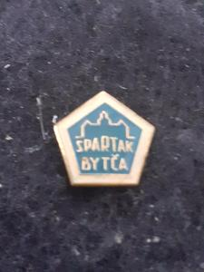 Odznak  Spartak  Bytča - Slovensko