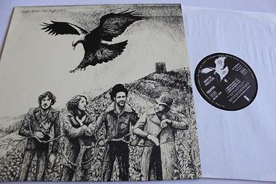 Traffic – When The Eagle Flies LP 1974 vinyl Germany jako nove NM