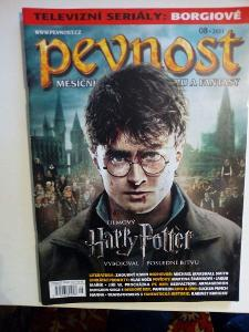 Časopis, Pevnost, č. 8/2011, top stav