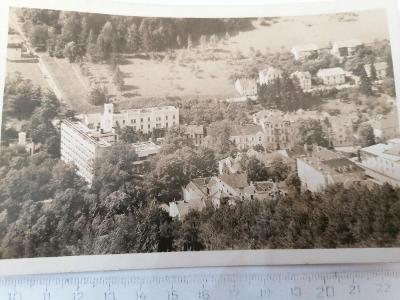 Pohled Trenčianske Teplice