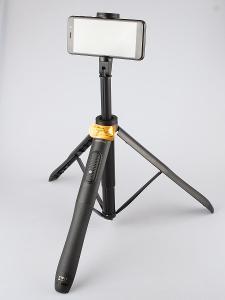 Selfie tyč ATUMTEK / až 135cm/ s tripodem/ Teleskopická/ Od 1Kč