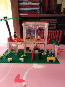 LEGO 6376 - Ristorante 1990
