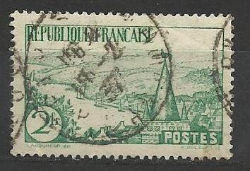 Francie razítkované, r. 1935, Mi. 296