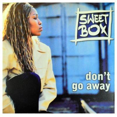 "LP- SWEETBOX - Don't Go Away (12""Maxi singl)´1998 TOP HIT"