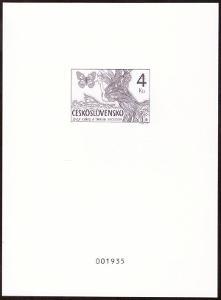 ČR - PŘÍLEŽITOSTNÝ TISK, MERKUR REVUE 1998, EKOLOGIE 4 KČS (S1881)