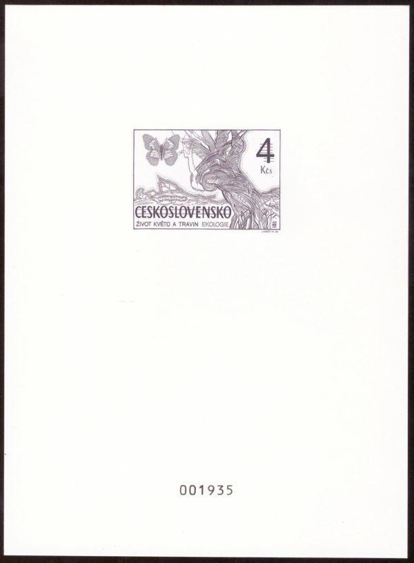 ČR - PŘÍLEŽITOSTNÝ TISK, MERKUR REVUE 1998, EKOLOGIE 4 KČS (S1881) - Filatelie