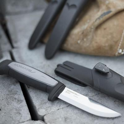 Nůž Mora, Morakniv Robust, pracovní, silná uhlíková čepel