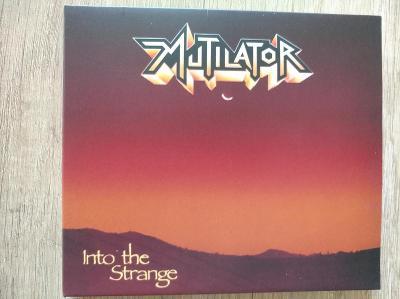 CD-MUTILATOR-Into The Strange/leg.thrash,Brazil,reed 2020