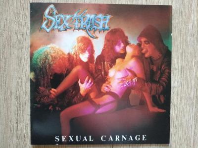 CD-SEXTRASH-Sexual Carnage+bonus demo-SATANAS/leg.thrash,Brazil