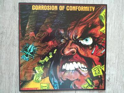 CD-CORROSION OF CONFORMITY-Animosity/leg.thrash,U.S.,reed 2015