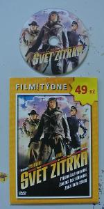 DVD s filmem Svět zítřka (Sky Captain and the World of Tomorrow)