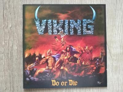 CD-VIKING-Do OR Die/leg.thrash U.S.lim.edit.reed 2017