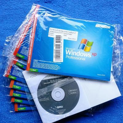 Windows XP Professional OEM DELL