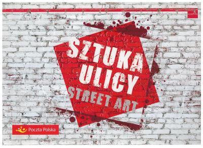 Polsko 2014 Prezentační balíček Známky aršík + FDC umění strom ekologi