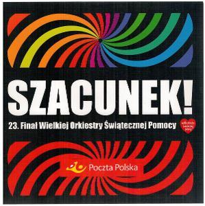 Polsko 2015 Prezentační balíček Známky + FDC Vánoční charitativní lék